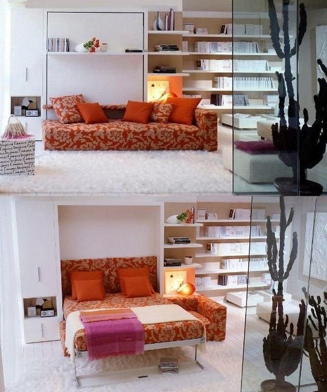 30 Einrichtungsideen für Schlafzimmer -den kleinen Raum optimal nutzen - schlafzimmer ideen fr wenig platz