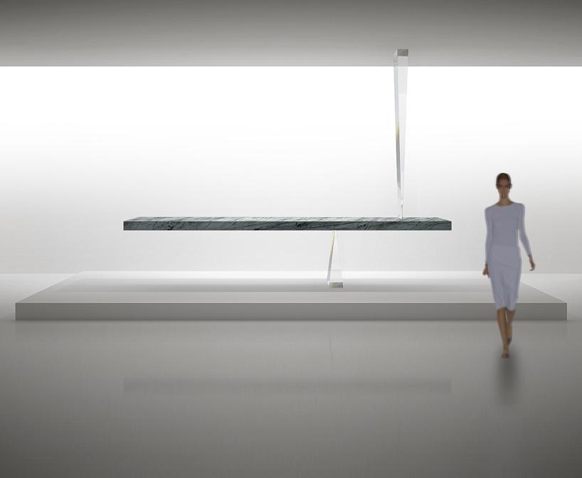 Berühmt Innovatives Acryl Esstisch Design Colico Design Italien ...