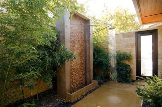 Bambus Fur Sichtschutz : Sichtschutz für Garten selber bauen – aus ...