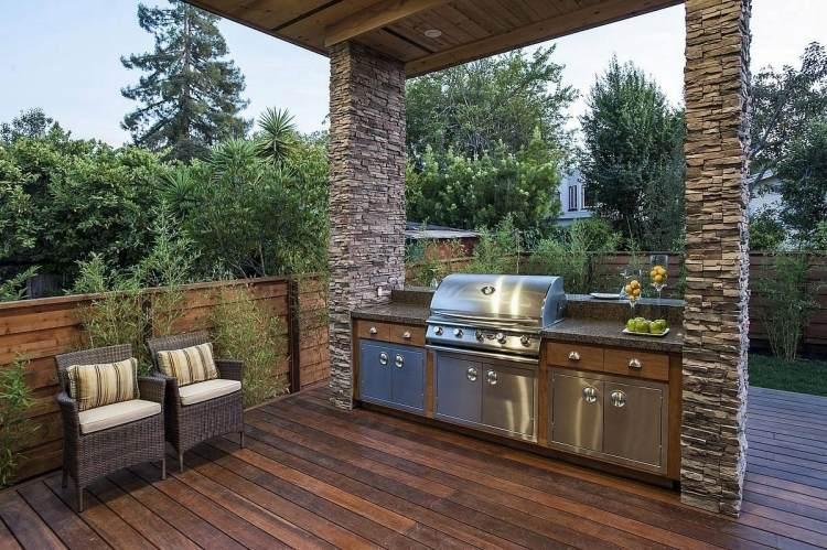 Gartengestaltung Mit Terrasse Fur Spassige Grillabende