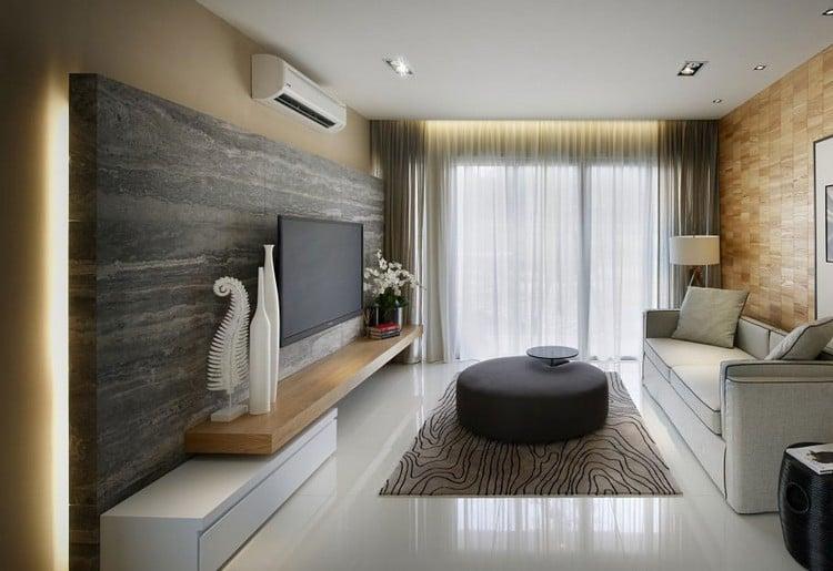 120 Ideen für Wohnzimmer-Design im Trend, in dem man sich wohlfühlt - gestaltungsideen wohnzimmer
