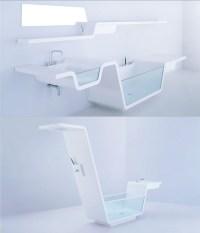 30 auergewhnliche Designer Waschbecken geben dem ...