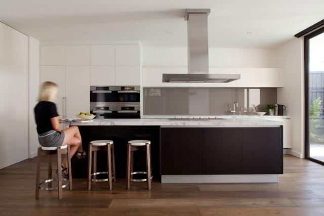 111 Ideen Für Design Küche Mit Kochinsel   Funktionale Eleganz   Moderne  Kchen Mit Insel