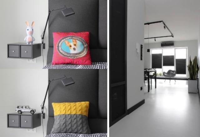 Stunning Futuristische Buro Einrichtung Mit Metall 3d Wandpaneelen ...