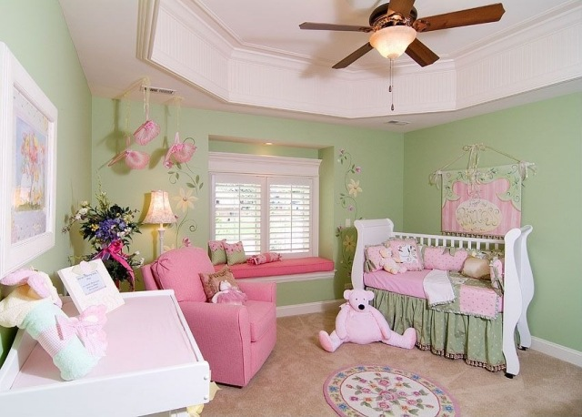 Comfortable 60 Ideen Fur Babyzimmer Gestaltung Mobel Und Deko Wahlen