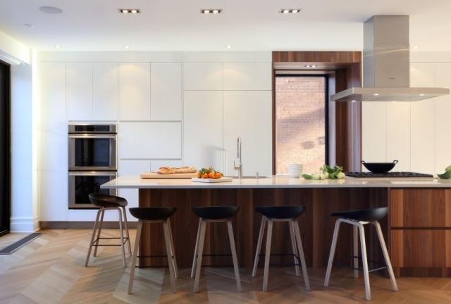 Neu Renovierte Moderne Küche Bewahrt Ihren Architektonischen Charakter    Renovierte Moderne Kuche Architektonischen Charakter