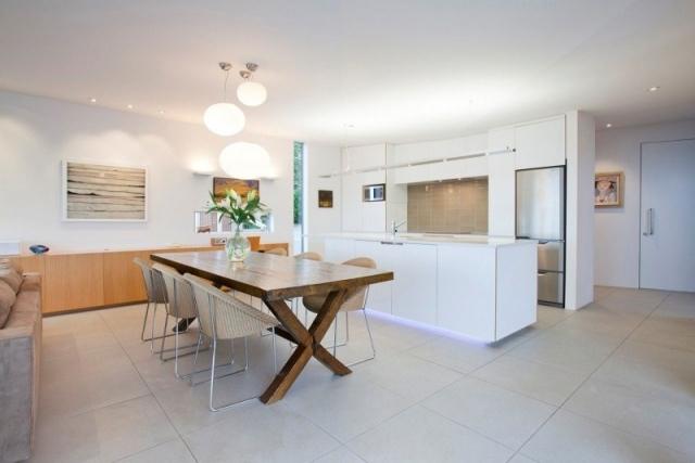 111 Ideen für Design Küche mit Kochinsel - Funktionale Eleganz - wohnkuche ideen