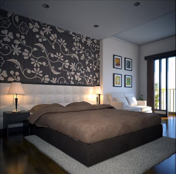 105 Schlafzimmer Ideen zur Einrichtung und Wandgestaltung - wandgestaltung