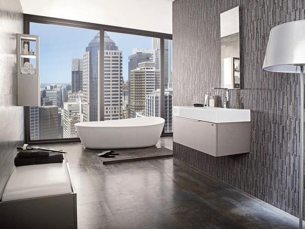 105 Bad Design Ideen für mehr Stimmung, Stil und Wellness - badezimmer 30er jahre
