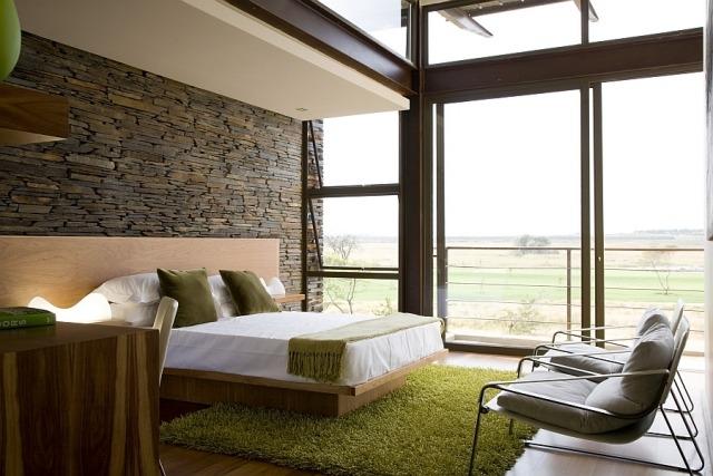 105 Schlafzimmer Ideen zur Einrichtung und Wandgestaltung - schlafzimmer ideen in grun