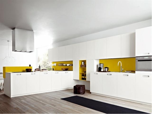 Moderne Einbaukuche Tipps Funktionelle Gestaltung 20 moderne - moderne einbaukuche besticht durch minimalistische asthetik