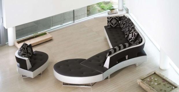 Gestrickte Modulare Mobel Gan Wohnliches Ambiente - Design