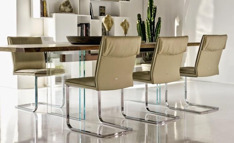 Modernes Esstisch Design Cattelan u2013 Moderniseinfo - kuschelige sofas corbeille sofa edra