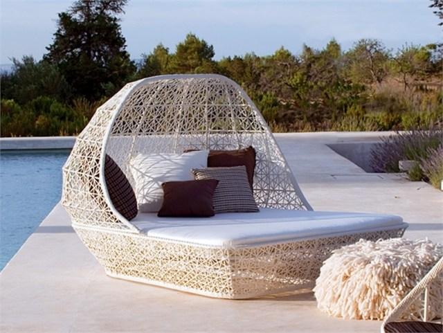 65 Outdoor Lounge Liegen Und Daybeds Relaxen Sie Mit Stil Lounge Sessel  Liegen Patricia