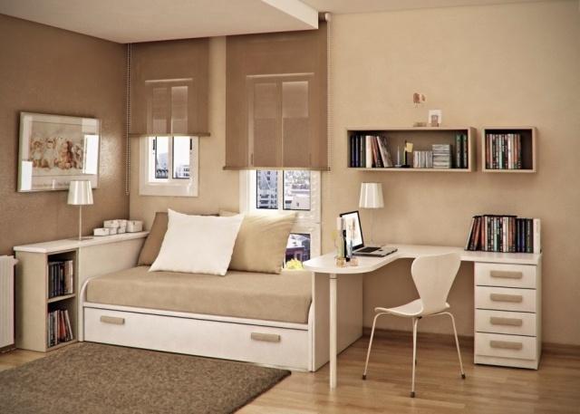 Jugendzimmer Ideen Kleine Raume u2013 Moderniseinfo - schlafzimmer ideen fur kleine raume