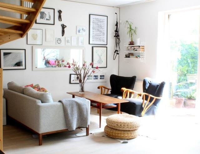... 25 Wohneinrichtung Ideen U2013 Skandinavisches Wohnzimmer   Wohneinrichtungen  Ideen Wohneinrichtungen ...