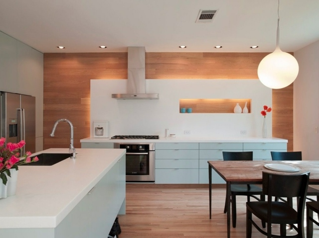 Küchengestaltung Wand kochkorinfo - kuchengestaltung mit farbe 20 ideen tricks