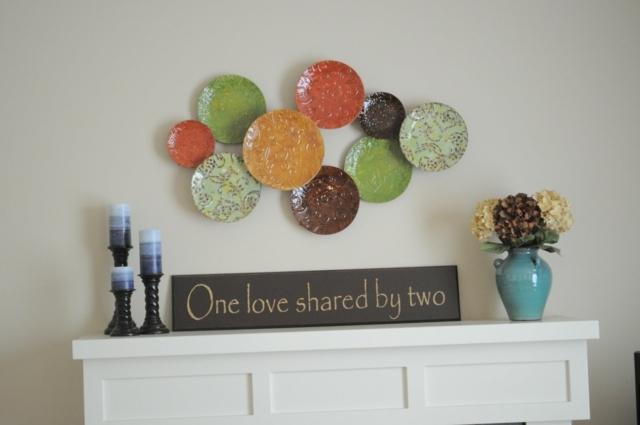 Deko selber machen - 30 kreative und originelle Ideen - wohnzimmer ideen selber machen