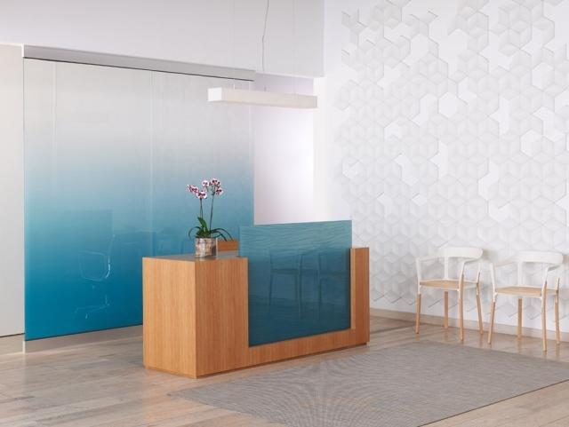 Design Aus Glas Rezeption Bilder. gallery of glaszaun mit ...
