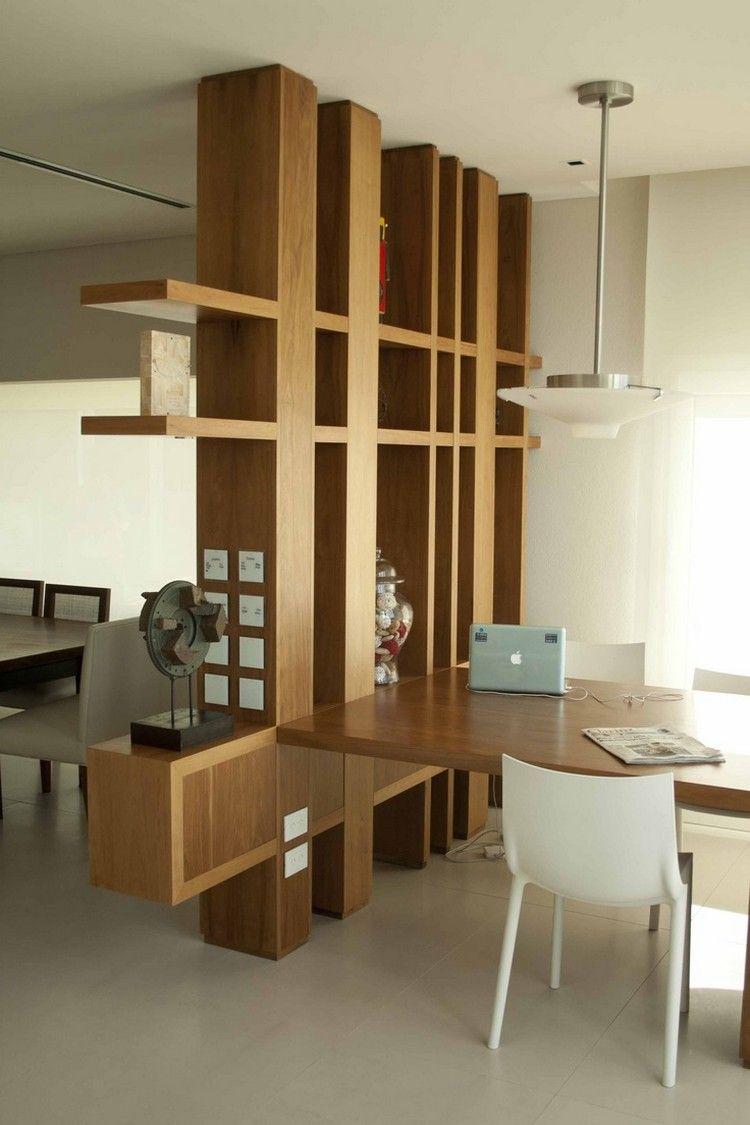 Attraktiv Raumteiler Ideen Wohnzimmer