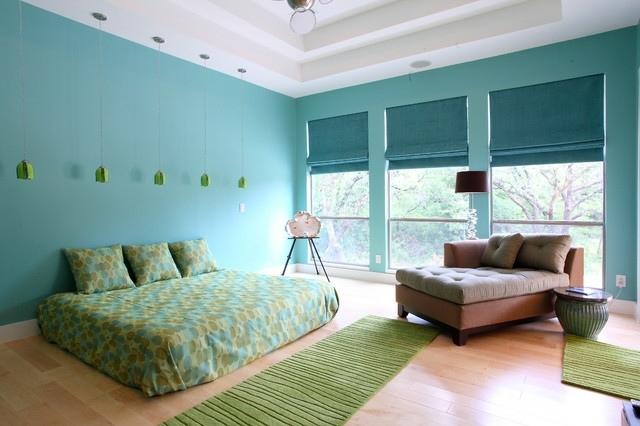Nauhuri Schlafzimmer Modern Türkis ~ Neuesten Design - schlafzimmer in turkis