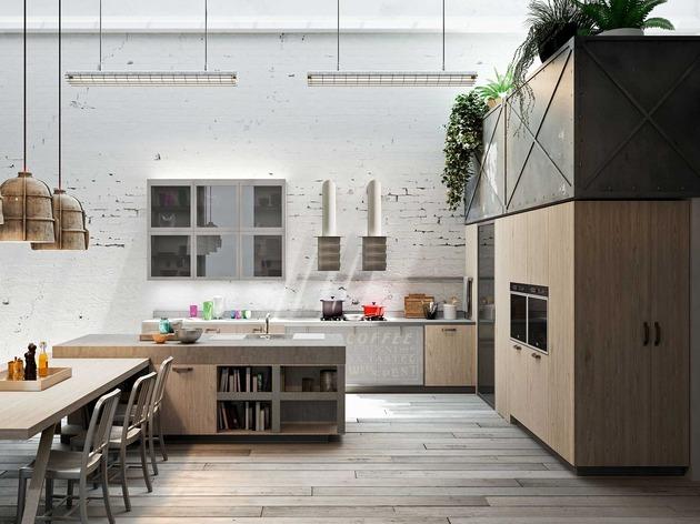 Schön 24 Design Küchen Von Top Marken   Die Neuen Klassiker   Design Kuchen Twelve