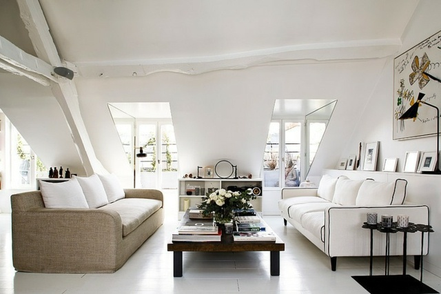 Sarah Lavoine is The It Girl of Parisian Interior Design - beispiele wohnzimmer einrichten ideen