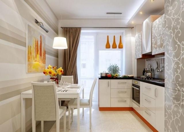 Einrichtungstipps für kleine Küche - 25 tolle Ideen und Bilder - ideen kuche