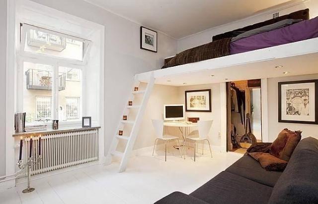 Hochbetten Erwachsene Kleine Wohnung U2013 Usblifeinfo   Hochbett  Erwachsene Splatzsparend Kleine Wohnung