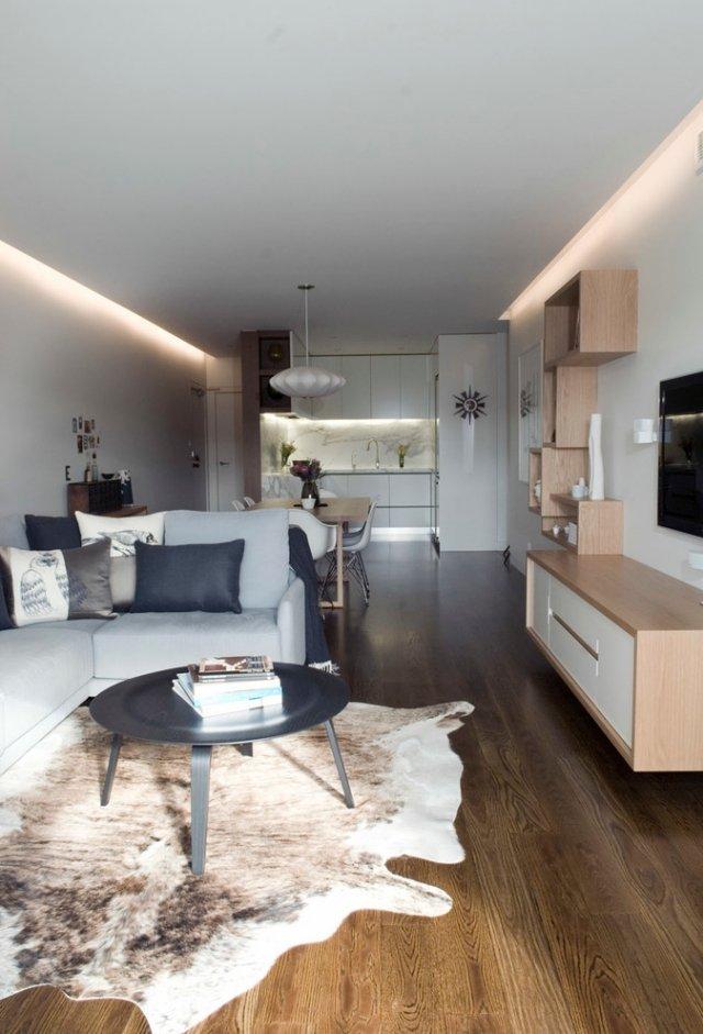 55 Ideen für indirekte Beleuchtung an Wand und Decke - beleuchtung wohnzimmer ideen