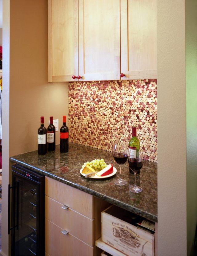 Kuchenwandgestaltung Wandgestaltung im schlafzimmer - kuchenwandgestaltung ideen fliesen glas