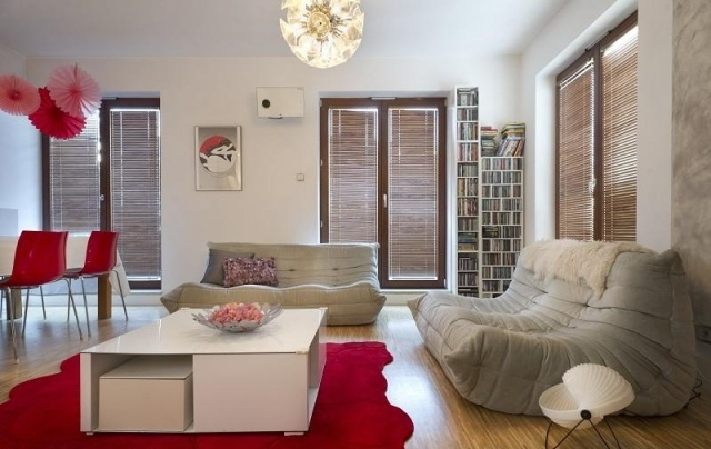 Best Wohnzimmer Rot Weis Images - House Design Ideas - campuscinema.us