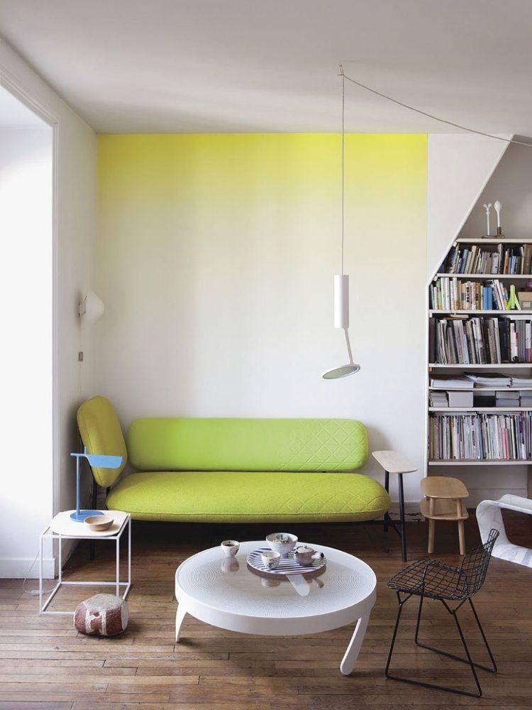 65 Wand streichen Ideen - Muster, Streifen und Struktureffekte - wande streichen ideen
