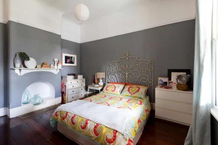 Weise Schlafzimmermobel Gestaltungsideen. die besten 25+ graue ...
