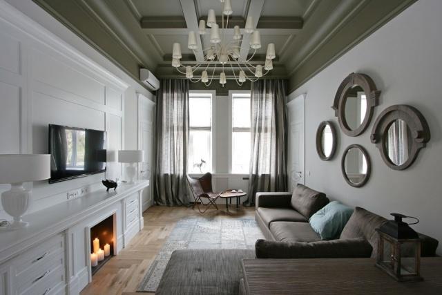 Best Wohnzimmer Klassisch Modern Gallery - Ideas & Design ...