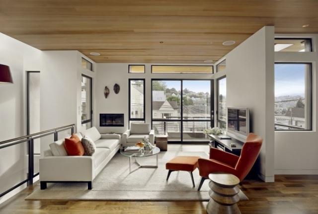 Wohnzimmer modern einrichten - 52 tolle Bilder und Ideen - groses wohnzimmer einrichten