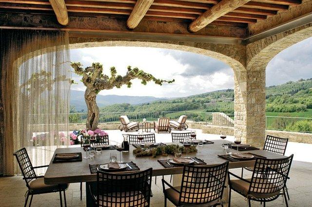 62 Terrassen Ideen u2013 moderne Gestaltungsbeispiele - terrassengestaltung beispiele