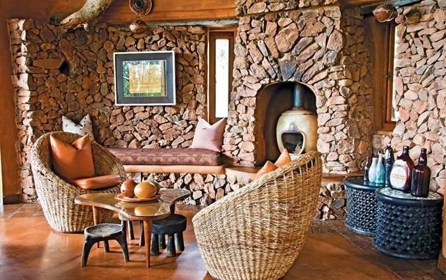 Wohnzimmer Ideen Afrika  Wohnung Einrichten Ideen Im Abenteuerlichen Afrika Look