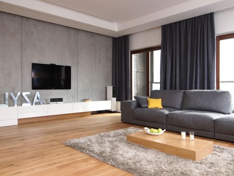 Schöne Einrichtungsideen für Wohnzimmer mit Fernseher - schone wohnzimmer