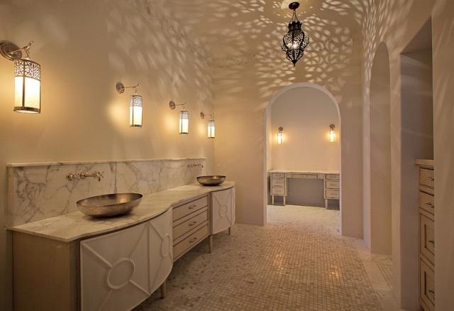 Tolle Erstellen Exotische Inneneinrichtung Marokkanischen Stil ...