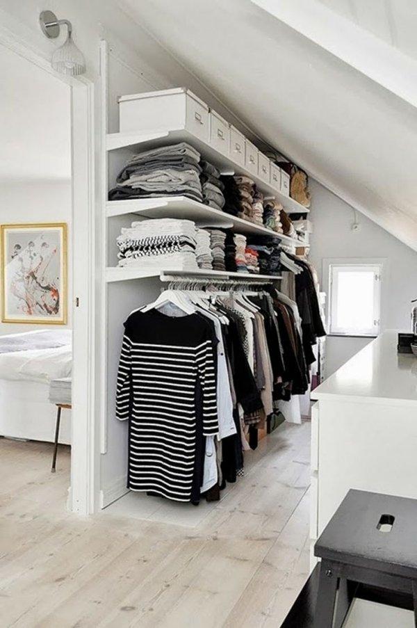 begehbaren-kleiderschrank-selber-bauen-schlafzimmer-mit - schlafzimmer begehbarer kleiderschrank