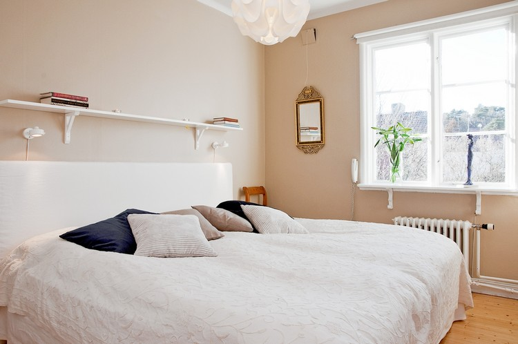 Farbgestaltung im Schlafzimmer u2013 32 Ideen für Farben - schlafzimmer creme wei