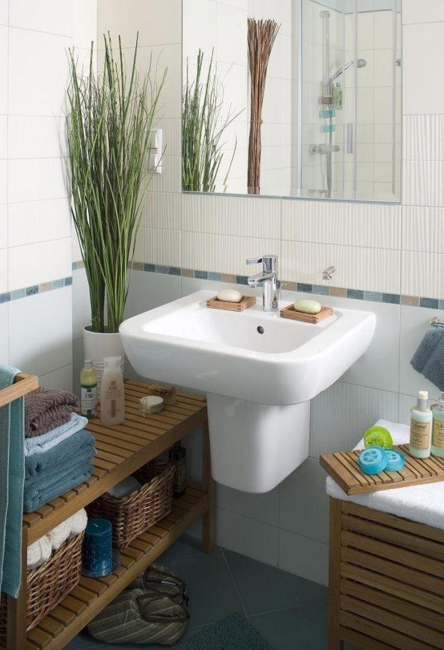 33 Ideen für kleine Badezimmer - Tipps zur Farbgestaltung - badezimmer farbgestaltung