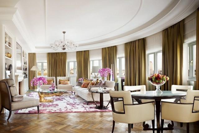 Schöne Wohnzimmer Ideen im englischen Wohnstil - schone wohnzimmer