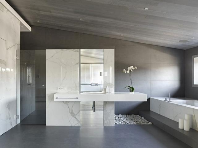 Badezimmer Set Weiß