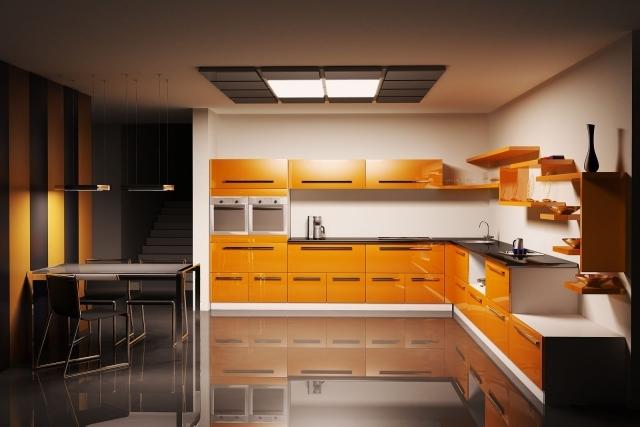 Arctar Hochglanz Grau Küche   Kuche Hochglanz Luxus