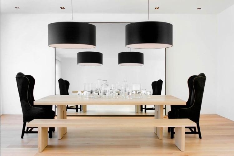 Möbel fürs Esszimmer u2013 85 Ideen für gemütliche Essgruppe - mobel furs esszimmer essgruppe gestalten
