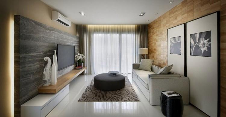 Modern wohnen u2013 105 Einrichtungsideen für Ihr Wohnzimmer - wohnzimmer bilder modern