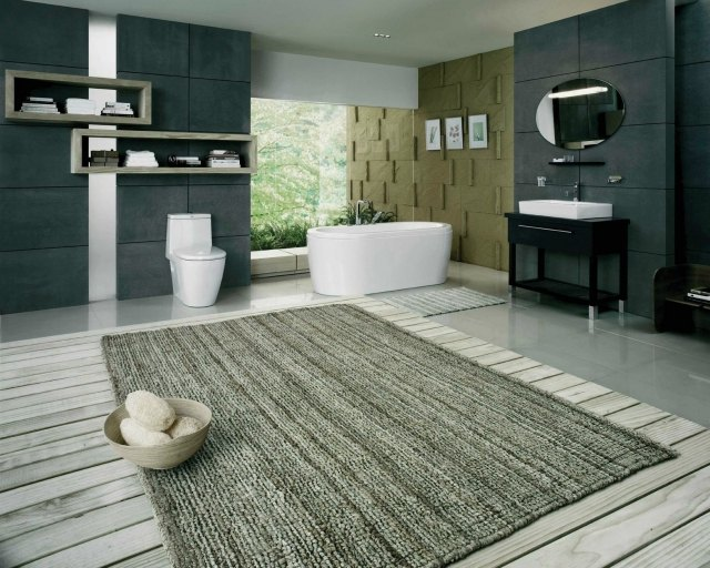 Gemutliche Moderne Bader Beige