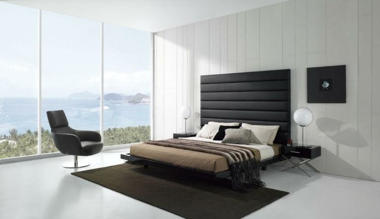 Schlafzimmer modern gestalten - 130 Ideen und Inspirationen - ideen schlafzimmer